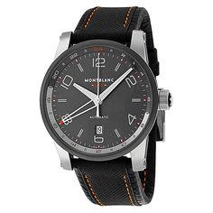 Home Montblanc Timewalker Voyageur Utc Automatic Men S Watch 109137
