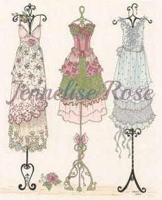Jennelise: Lace Treasures