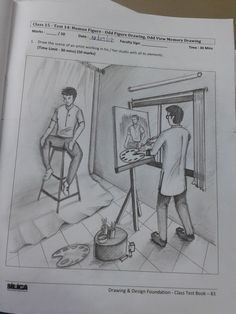 Nata Perspective Drawing Book Lovely Pin by Nayana Avinash On Architecture Memmmory In 2019 Perspective Drawing Lessons, Perspective Sketch, Point Perspective, Composition Drawing, Shading Drawing, Pencil Shading, Landscape Art Lessons, Art Deco Logo, Art Photography Portrait