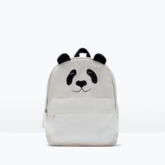 ZARA - KIDS - PANDA BACKPACK