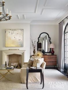 Clic Flourish Tuxedo Park Atlanta Buckhead Tudor Revival Style Receives A Modern