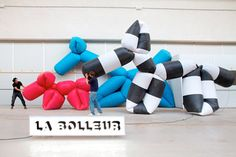 Balloon Animals - Fontanel - Online Design Magazine