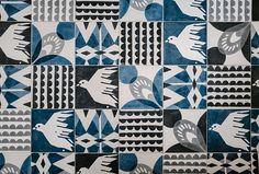 TILES Design: Emma von Brömssen, Cecilia Pettersson, Anna Backlund and Elisabeth Dunker // House of Rym