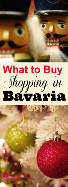 GREAT SHOPPING TIPS for BAVARIA!  If you are visiting Bavaria, you're in for a unique and wonderful shopping experience.  Yes, you'll find typical chain stores in the cities such as Munich.  But it is the small boutiques and open markets that specialize in traditional German items that make spending money a pleasure.  Whatever you are looking for . . . beautiful...Read More »