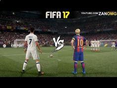 "www.fifa-planet.c... - FIFA 17 | Cristiano Ronaldo vs Messi Free kick Battle HD 1080p FIFA 17 | Cristiano Ronaldo vs Messi ""Free kick Battle"" HD 1080p CAN WE SMASH 5,000 LIKES? 😀 My twitter: twitter.com/ZAN0MG My Instagram: www.instagram.com... My other videos: FIFA 17 vs PES 2017 FC Barcelona Players Faces Comparison | HD 10... Cheap FIFA Coin"