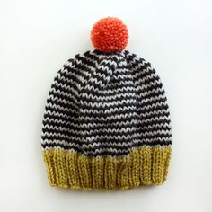 A great leisurely hat to keep your head warm or hide a bad hair day. Unisex for all guys and gals.  Hand-knit from soft 100% acrylic in light