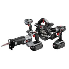 Top ten power tools for the do-it-yourselfer - * View Along the Way * Porter Cable, Stuff To Do, Cool Stuff, Wood Tools, Gift List, Power Tools, Top Ten, Along The Way, Woodworking Tools