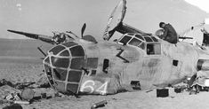 Tragic But Fascinating Story Of American B-24 Bomber 'Lady Be Good' – Crashed In 1943, Found in 1958