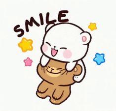 Cute Cartoon Pictures, Cute Love Pictures, Cute Love Cartoons, Cute Love Gif, Cute Cat Gif, Cute Love Songs, Cute Bear Drawings, Cute Kawaii Drawings, Bear Gif