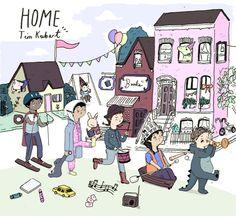 Album Review - Tim Kubart's Home
