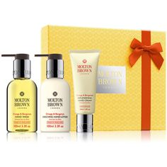 Molton Brown Orange & Bergamot Limited Edition Hand Care Collection $28