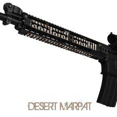 GunSkins Quad Rail Skin Camouflage Wrap Kit Desert Marpat #NLV #NEWLINEVENTURE #AR15 #M4 #Airsoft #Camo #Camouflage #Wrap #Atacs #Rifle #Gun #Skin #GunSkins #Gunskin #Tactical #Military #USMC #Army #Soldier #Weapon #Firearm #Quadrail #Quad #Rail  www.newlineventure.com  www.nlv.la