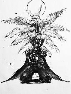 devilman by SSPNN