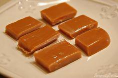 Serenity Cove: Homemade Caramel Candy (compare this to grandma's recipe!!)