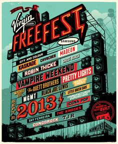 Nothing says summer like going to music festivals! FreeFest is just one of several Icona Pop has played this year.