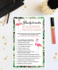 Bachelorette Party Ideas https://www.etsy.com/listing/466928320/bachelorette-scavenger-photo-hunt
