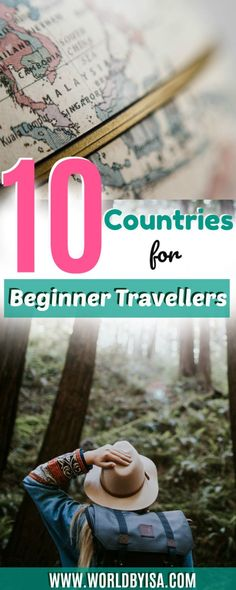 Countries for Beginner Travellers