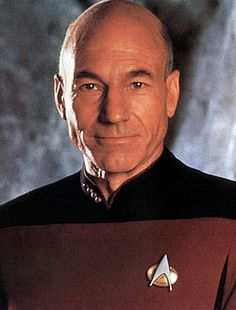 Musings of a Closeted Geek: Life Lessons from a Starship Captain