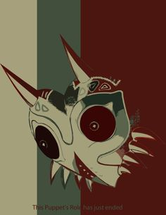 Majora's Mask Poster. sorry im pinning so much of it but if you don't like it don't follow me