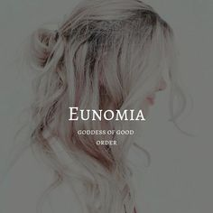 Girl's name, Eunomia. Girl's name, Eunomia. Related posts:The most beautiful first names for girls / list names / girl names for your ba .The most beautiful first names for girls / list names /. Pretty Names, Cute Names, Unique Baby Names, Female Character Names, Female Names, Southern Baby Names, Aesthetic Names, Greek Names, Fantasy Names