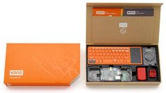We're very excited about the Kano computer kit, which encourages kids to build and code their own computers. Better yet, it costs just €150 and shipping to most destinations worldwide is free.