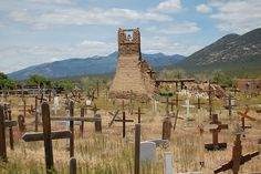 T is for Taos #NMAtoZ This view can be seen within Taos Pueblo, is the only living Native American community designated both a World Heritage Site by UNESCO and a National Historic Landmark.
