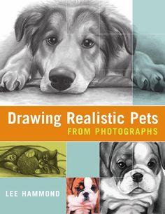 Lee Hammond - Dibujando Mascotas Realistas desde Fotografias