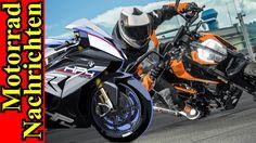 EICMA 2016 - Neuvorstellungen von KTM, BMW und KAWASAKI | Motorrad Nachr...