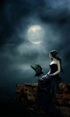 Moonlight fantasy by Mary-Espen.deviantart.com on @deviantART