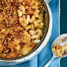 24 Thanksgiving Food Ideas With Recipes = four-cheese-macaroni