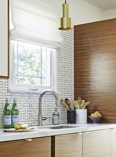 149 Best White Kitchen Tile Images In