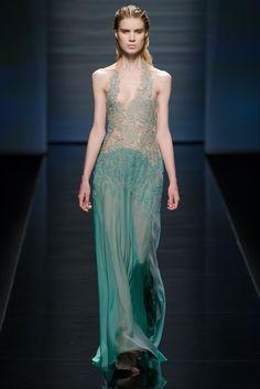 Alberta Ferretti Spring 2013 Ready-to-Wear Fashion Show - Elsa Sylvan