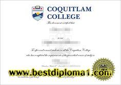 Buy Coquitlam College degree  Skype: bestdiploma Email: bestdiploma1@outlook.com http://www.bestdiploma1.com/  whatsapp:+8615505410027 QQ:709946738