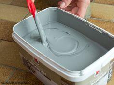 Appliquer la premiere couche de peinture image