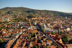 Pécs Paris Skyline, City Photo, Road Trip, Places To Visit, Urban, World, Amazing, Cityscapes, Travel