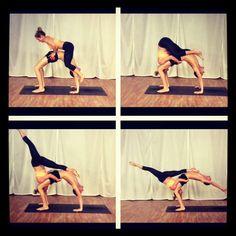 acro yoga kathryn budig