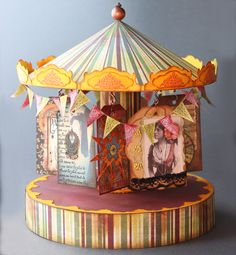 Manège Gypsy/ Gypsy carrousel ImpressionScrap: DT Our Creative Corner