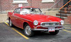 1966 Volvo P1800 nears 3 million mile mark - Autoweek
