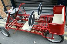 ebay pedal bikes | ... , Cargo / Work bike, Pedal car,Tandem Velo, Quadricycle, trike | eBay