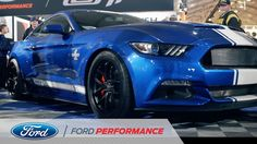 An Insider's Look at the 2017 Ford Shelby Super Snake | Enthusiast | For...