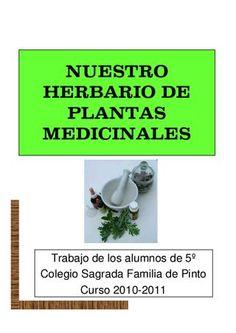 HERBARIO DE PLANTAS MEDICINALES