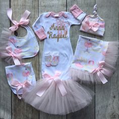 Diy Gifts For Dad, Gowns For Girls, Baby Gown, Babies First Year, Cute Baby Clothes, Disney Baby Clothes, Girl First Birthday, Woodland Baby, Baby Bibs