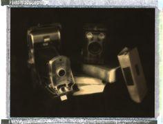 Variations on a theme 4x5 Polaroid