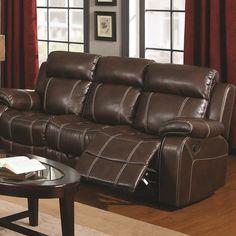 Sackler Reclining Sofa