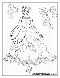 ❺ Наша начальная школа ❺ Fall Coloring Pages, Coloring For Kids, Coloring Books, Autumn Leaves Craft, Autumn Art, Fall Art Projects, Paper Quilling Patterns, Autumn Activities For Kids, Easy Fall Crafts