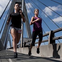 chase finish-lines instead of deadlines | new run gear is here.