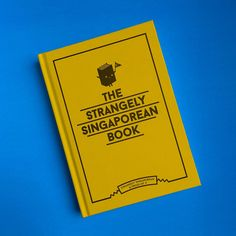 THE STRANGELY SINGAPOREAN BOOK. Our latest book is finally out, freshly off the printers! Available at our physical and online store – http://shop.thelittledromstore.com/product/ss-book