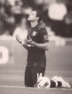 Javier Hernandez... Faith will get you through anything!