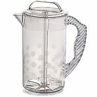 These Pampered Chef pitchers are the best creation ever!!!  Love the bigger size as well!