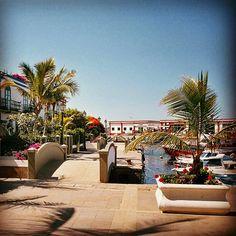 Puerto de Mogan - @stephan_m2810- #webstagram